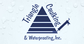 Triangle Caulking